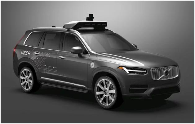 Volvo Autonomous Vehicle With NVIDIA Drive