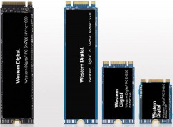 Western Digital Launches PC SN720 And PC SN520 NVMe SSDs With Up To 3400MB/s Reads