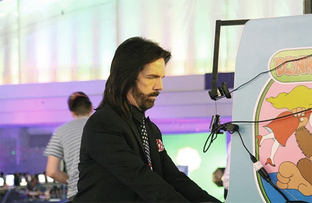 billy mitchell playing dk