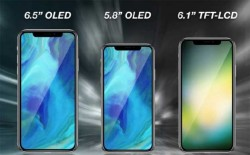 Larger iPhone X 'Plus' Display Assembly Images Leak To The Wild