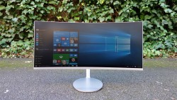 Samsung CF791 review: A stunning quantum dot 34in curved monitor