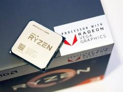 AMD Ryzen 5 2400G And Ryzen 3 2200G Review: Raven Ridge Desktop Debuts