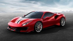 Ferrari's Epically Beautiful 488 Pista Goes McLaren 720S Huntin' With 710 HP Twin-Turbo V8