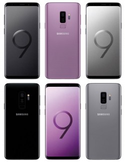 Monster Galaxy S9 And Galaxy S9+ Leak Spills Tasty Press Images And Final Specs