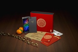 Razer Phone Now Available in Limited Gold Edition Celebrating Spring Festival