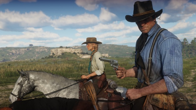 red dead 2 2