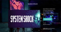 System Shock Reboot Gets Put On Hold In Total Buzzkill For Kickstarter Backers
