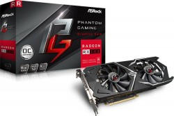 ASRock Announces Phantom Gaming Series Radeon RX 500 Series Graphics Cards