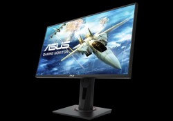 ASUS Launches VG258Q 24-inch 144Hz Gaming Monitor With AMD FreeSync