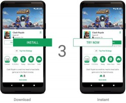 Google Play Instant Lets You Sample Games And Apps Without Downloading