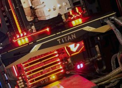 NVIDIA Titan V GPUs Reportedly Flunking Math In Scientific Simulations