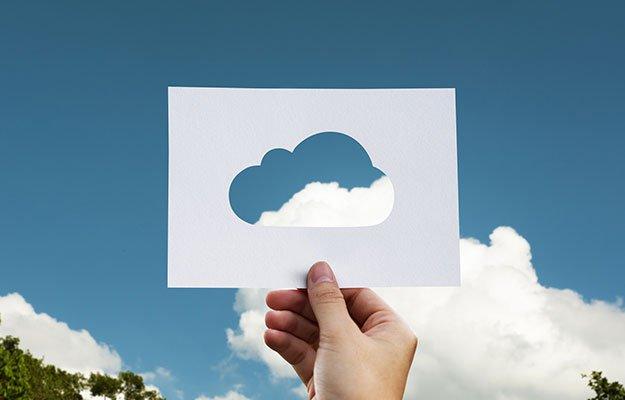 cloud storage digital data