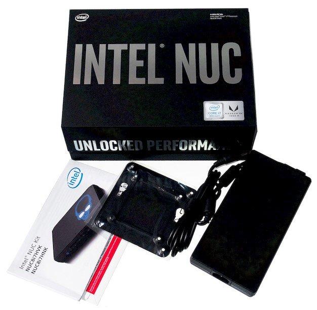 NUC8i7HVK bundle