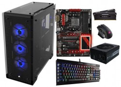 HotHardware, AMD, And Corsair Spring Fling Gaming System Giveaway!