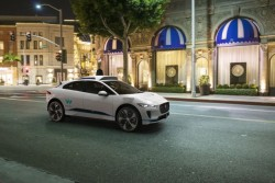 Waymo And Jaguar Partner For Fleet Of 20,000 I-PACE Self-Driving Electric SUVs