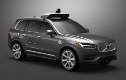 Uber's Self-Driving Volvos Use Fewer LIDAR Sensors Contributing To Reduced Overall Safety: Report