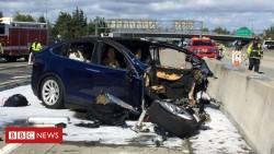 Tesla rebuked by death crash investigators