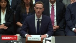 Facebook's Zuckerberg faces second day of questions