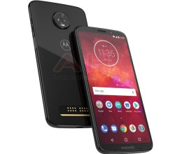 Moto Z3 Play Render Confirms Dual Cameras And Slimmer Display Bezels