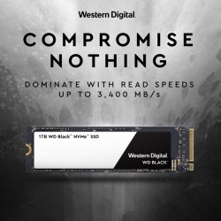 Western Digital Black 3D NVMe Gaming SSD Breaks Free With Up To 3,400 MB/s Reads