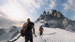God of War Patch v1.12 Brings Larger Text, Photo Mode Incoming