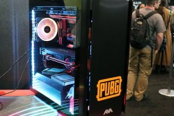 AVA Direct Rocks Custom PUBG Themed Killer Gaming Rig At PAX East