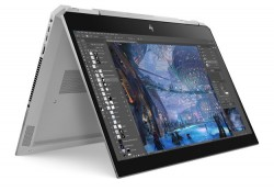 HP Debuts ZBook Studio x360 G5 Mobile Workstation With 8th Gen Xeons And NVIDIA Quadro GPUs