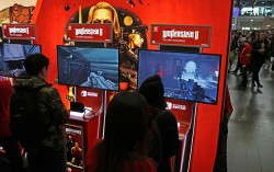 Nintendo Switch Impresses With Wolfenstein 2 Gameplay At PAX East