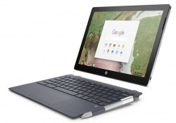 HP Chromebook X2 Detachable Is Part Tablet And Part Notebook