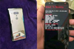 HTC U12+ Android Flagship Leaks With 18:9 Display And Dual Cameras