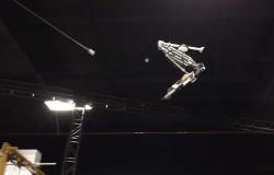 Disney Debuts Stickman Robot With Impressive Acrobatic Skills