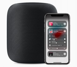 Apple HomePod AI Speaker Gains Stereo Mode And AirPlay 2 Multi-Room Audio