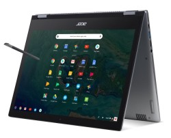 Acer Unveils Premium Chromebook 13 Family With Intel 8th Gen Core To Battle Pixelbooks