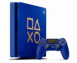 Sony Celebrates Days of Play Sale With Limited Edition Blue PS4