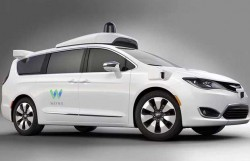 Waymo Orders 62,000 Chrysler Pacifica Minivans To Greatly Expand Self-Driving Program