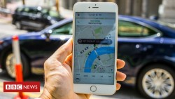 Uber to begin appeal over London licence denial