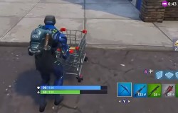This Fortnite Shopping Cart Glitch Abused By Gamers Is Driving Epic Nuts