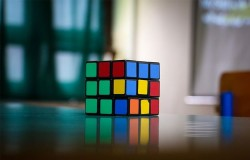 UC Irvine Deep Learning Machine Teaches Itself To Solve A Rubik's Cube
