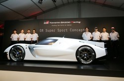 Toyota Leveraging Le Mans Racing Experience For Road-Going Hybrid Hypercar