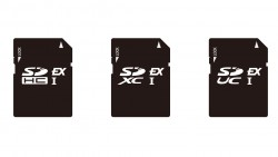 SD cards hit 128TB capacity and gain advanced data transfer protocols