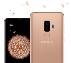 Samsung Rolls Out Sunrise Gold Galaxy S9 To Showcase Your Inner C-3PO