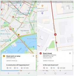 Google Maps Steals Waze's Thunder With Incident Reporting