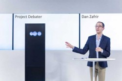 IBM Project Debater AI Throws Down With Human Champ And Wins