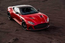 Aston Martin's Gorgeous 2019 DBS Superleggera Leaks Early With 715 Horsepower