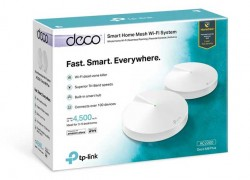 TP-Link Deco M9 Plus Tri-Band Mesh Router Adds Smart Home Controls