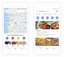 Google Maps Major Design Overhaul With Personalized Recommendations Is Now Rolling Out