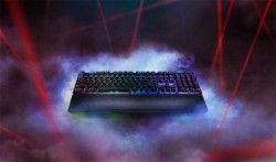 Razer Huntsman Elite Gaming Keyboard Introduces Revolutionary Opto-Mechanical Switches