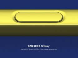 Samsung Sets August Date For Galaxy Note 9 UNPACKED Event In Brooklyn