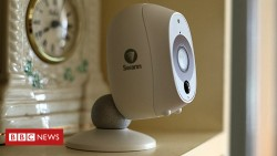 Swann's home security camera recordings could be hijacked