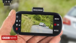 Dashcam footage submission website goes live